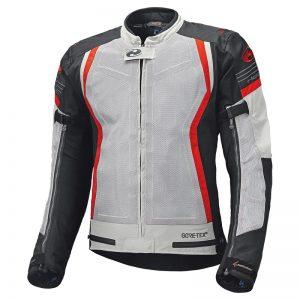 kurtka-motocyklowa-held-aerosec-gtx-szara-czerwona-odzież-motocyklowa-warszawa-monsterbike-pl