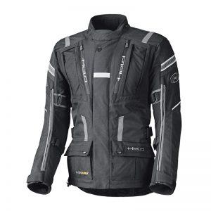 kurtka-motocyklowa-held-hakuna-ii-czarna-szara-odzież-motocyklowa-warszawa-monsterbike-pl