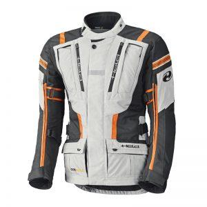 kurtka-motocyklowa-held-hakuna-ii-szara-pomarańczowa-odzież-motocyklowa-warszawa-monsterbike-pl
