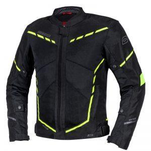 kurtka-motocyklowa-ozone-jet-ii-black-fluo-yellow-odzież-motocyklowa-warszawa-monsterbike-pl