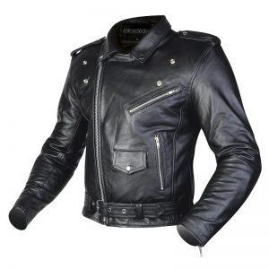 kurtka-motocyklowa-ozone-ramones-czarna-odzież-motocyklowa-warszawa-monsterbike-pl