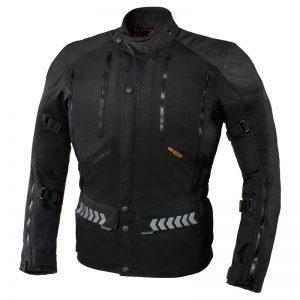 kurtka-motocyklowa-ozone-tour-ii-czarna-odzież-motocyklowa-warszawa-monsterbike-pl