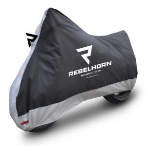 pokrowiec-na-motocykl-rebelhorn-cover-ii-czarny-srebrny-akcesoria-motocyklowe-warszawa-monsterbike-pl