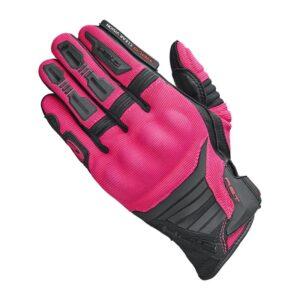 rękawice-motocyklowe-held-hamada-lady-czarne-różowe-odzież-motocyklowa-warszawa-monsterbike-pl
