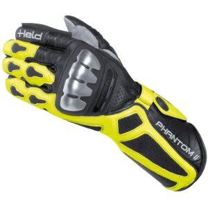 rękawice-motocyklowe-held-phantom-ii-czarne-fluo-żółte-odzież-motocyklowa-warszawa-monsterbike-pl