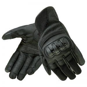 rękawice-motocyklowe-ozone-town-ii-ce-czarne-odzież-motocyklowa-warszawa-monsterbike-pl