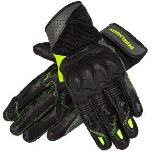 rękawice-motocyklowe-rebelhorn-flux-ii-lady-czarne-fluo-żółte-odzież-motocyklowa-warszaw-monsterbike-pl