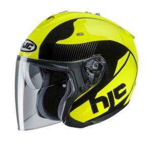 kask-motocyklowy-otwarty-hjc-fg-jet-acadia-black-fluo-yellow-odzież-motocyklowa-warszawa-monsterbike-pl