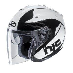 kask-motocyklowy-otwarty-hjc-fg-jet-acadia-black-white-odzież-motocyklowa-warszawa-monsterbike-pl
