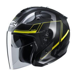 kask-motocyklowy-otwarty-hjc-fg-jet-komina-black-yellow-odzież-motocyklowa-warszawa-monsterbike-pl