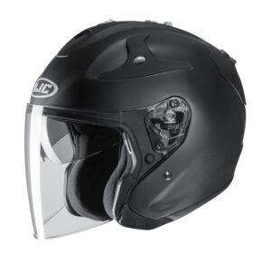 kask-motocyklowy-otwarty-hjc-fg-jet-rubbertone-black-odzież-motocyklowa-warszawa-monsterbike-pl