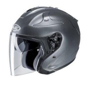 kask-motocyklowy-otwarty-hjc-fg-jet-semi-flat-titanium-odzież-motocyklowa-warszawa-monsterbike-pl