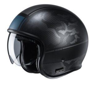 kask-motocyklowy-otwarty-hjc-v30-alpi-black-blue-kaski-motocyklowe-warszawa-monsterbike-pl