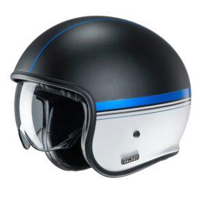 kask-motocyklowy-otwarty-hjc-v30-equinox-black-blue-white-kaski-motocyklowe-warszawa-monsterbike-pl