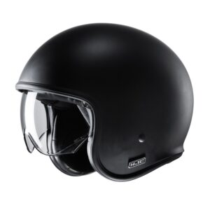 kask-motocyklowy-otwarty-hjc-v30-semi-flat-black-kaski-motocyklowe-warszawa-monsterbike-pl