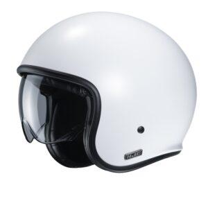 kask-motocyklowy-otwarty-hjc-v30-semi-flat-pearl-white-kaski-motocyklowe-warszawa-monsterbike-pl