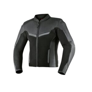 kurtka-motocyklowa-skórzana-rebelhorn-rocket-czarna-odzież-motocyklowa-warszawa-monsterbike-pl