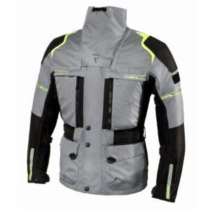 kurtka-motocyklowa-tekstylna-rebelhorn-cubby-iii-szara-czarna-fluo-żółta-odzież-motocyklowa-warszawa-monsterbike-pl