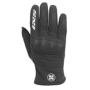 rękawice-motocyklowe-ixs-gara-czarne-odzież-motocyklowa-warszawa-monsterbike-pl