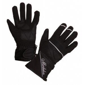 rękawice-motocyklowe-modeka-janika-dry-lady-czarno-białe-odzież-motocyklowa-warszawa-monsterbike-pl
