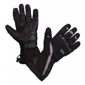 rękawice-motocyklowe-modeka-japura-czarno-szare-odzież-motocyklowa-warszawa-monsterbike-pl