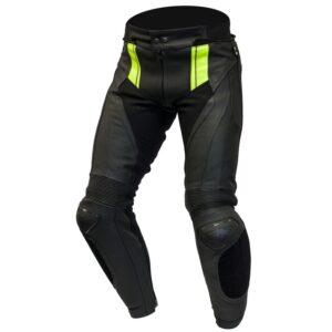 spodnie-motocyklowe-ozone-volt-czarne-fluo-żółte-odzież-motocyklowa-warszawa-monsterbike-pl