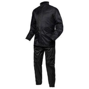 dwuczęściowy-kombinezon-przeciwdeszczowy-rebelhorn-rain-czarny-odzież-motocyklowa-warszawa-monsterbike-pl