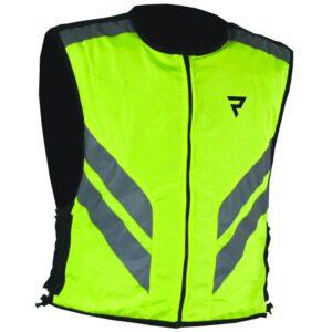 kamizelka-odblaskowa-rebelhorn-vest-fluo-zółta-odzież-motocyklowa-warszawa-monsterbike-pl