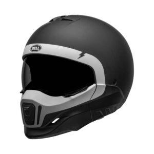 kask-bell-broozer-cranium-matte-black-white-kaski-motocyklowe-warszawa-monsterbike-pl