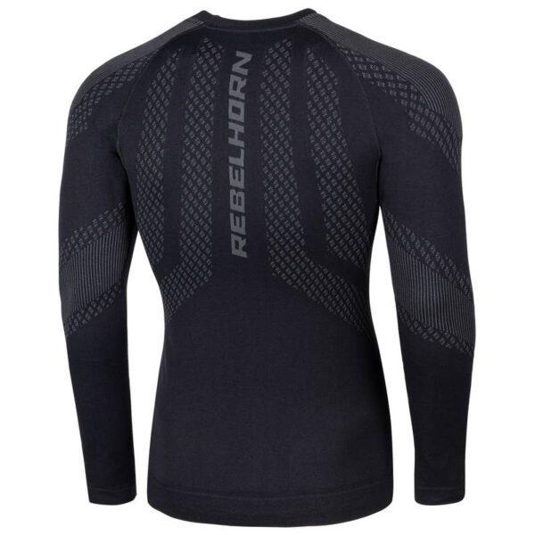 koszulka-termoaktywna-z-długim-rękawem-rebelhorn-active-ii-czarna-szara-odzież-termoaktywna-warszawa-monsterbike-pl-2