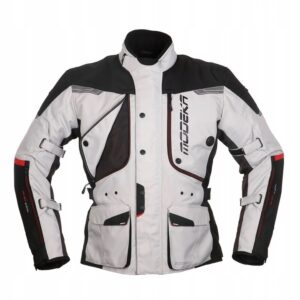 kurtka-modeka-aeris-popielata-odzież-motocyklowa-warszawa-monsterbike-pl