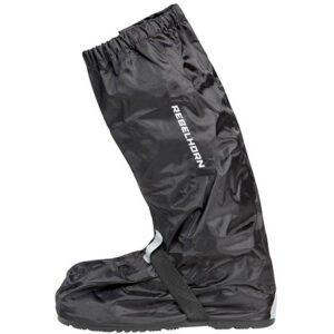 osłona-przeciwdeszczowa-na-buty-rebelhorn-thunder-czarna-odzież-motocyklowa-warszawa-monsterbike-pl