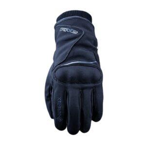 rękawice-five-stockholm-gtx-czarne-odzież-motocyklowa-warszawa-monsterbike-pl