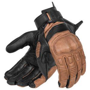 rękawice-motocyklowe-broger-ohio-vintege-brown-odzież-motocyklowa-warszawa-monsterbike-pl