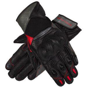 rękawice-motocyklowe-rebelhorn-flux-ii-lady-czarne-szare-fluo-czerwone-odzież-motocyklowa-warszawa-monsterbike-pl
