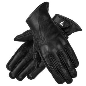 rękawice-motocyklowe-rebelhorn-runner-lady-czarne-odzież-motocyklowa-warszawa-monsterbike-pl