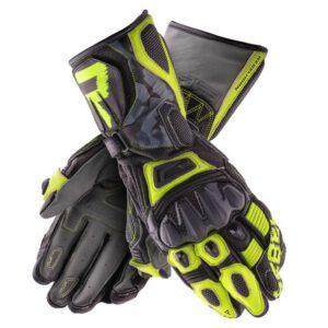 rękawice-rebelhorn-rebel-czarne-camo-fluo-żółte-odzież-motocyklowa-warszawa-monsterbike-pl