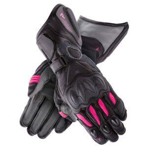 rękawice-rebelhorn-rebel-lady-czarne-różowe-odzież-motocyklowa-warszawa-monsterbike-pl
