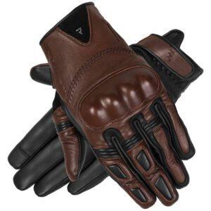 rękawice-rebelhorn-thug-ii-brązowe-odzież-motocyklowa-warszawa-monsterbike-pl