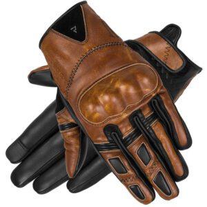 rękawice-rebelhorn-thug-ii-vintage-brązowe-odzież-motocyklowa-warszawa-monsterbike-pl