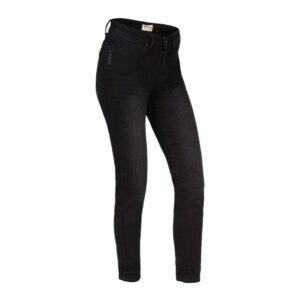spodnie-motocyklowe-jeans-broger-california-lady-washed-black-odzież-motocyklowa-warszawa-monsterbike-pl