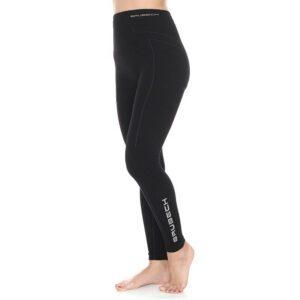 spodnie-termoaktywne-damskie-brubeck-extreme-wool-czarne-odzież-motocyklowa-warszawa-monsterbike-pl