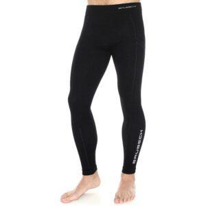 spodnie-termoaktywne-męskie-brubeck-extreme-wool-czarne-odzież-motocyklowa-warszawa-monsterbike-pl
